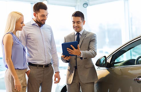 Let our sales team help you find the right Buick or GMC for you