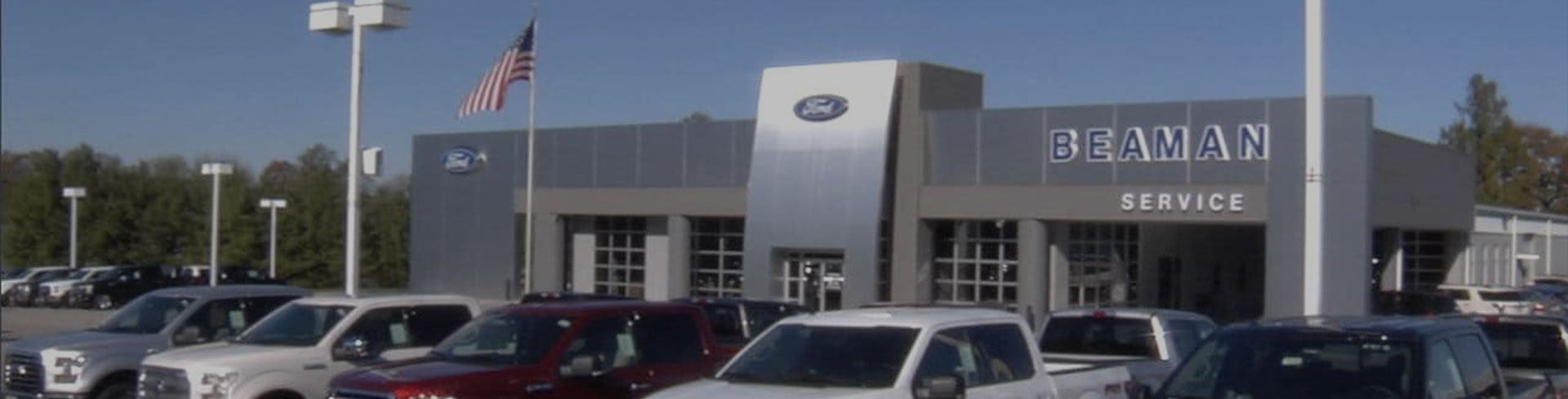At Beaman Ford, our goal is to provide you with consistent excellence when you visit our dealership.