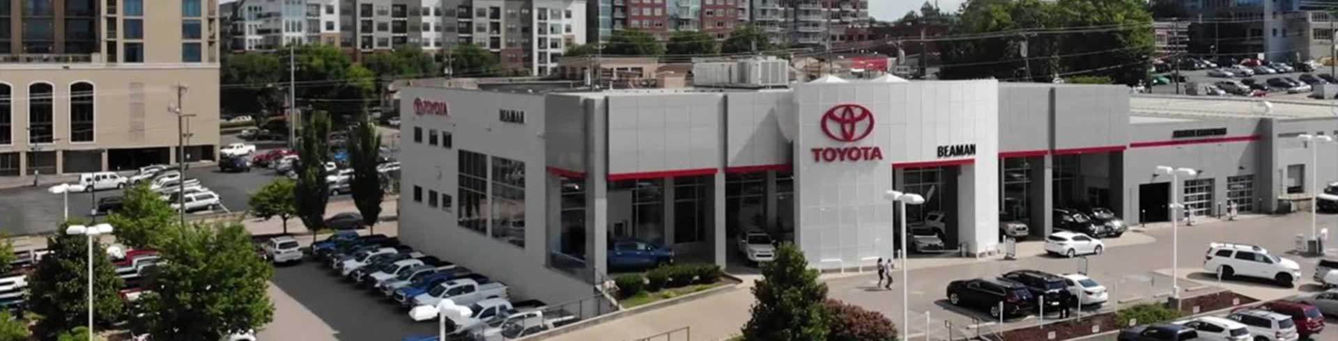 About Our Toyota Dealership in Nashville, TN