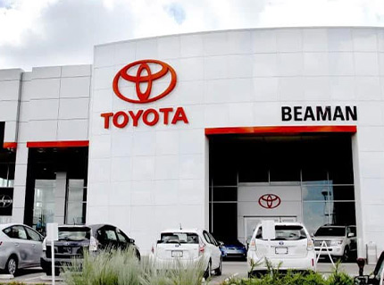 Visit Beaman Toyota today!