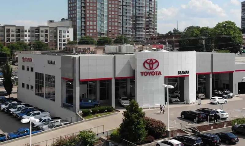 What You Get With Beaman Toyota
