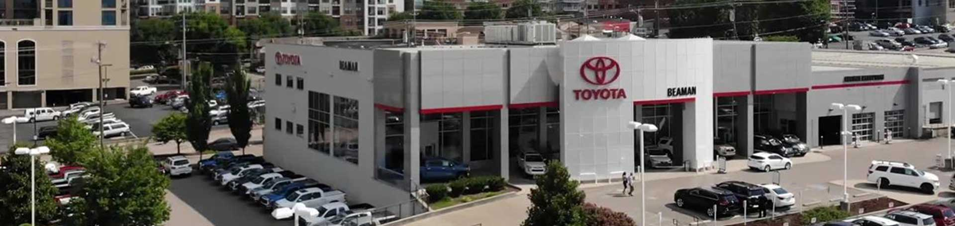 Why Buy from Beaman Toyota serving Nashville, TN