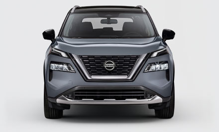 2021 Nissan Rogue Front View