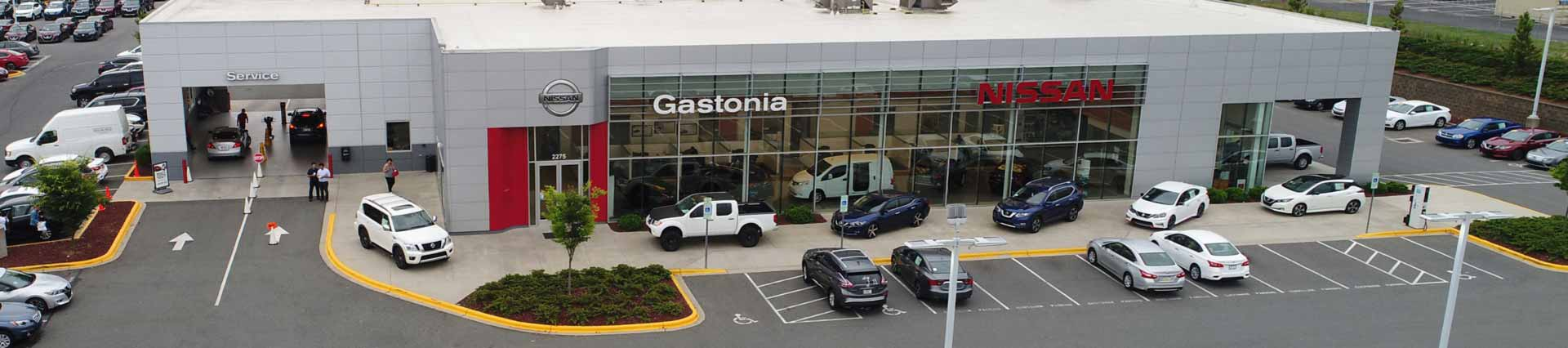 About Gastonia Nissan