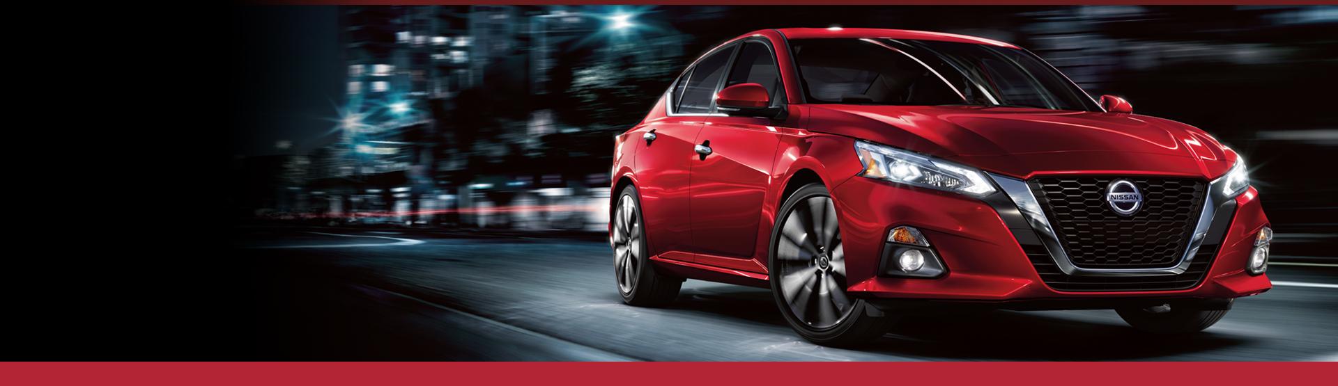 All New 2019 Nissan Altima