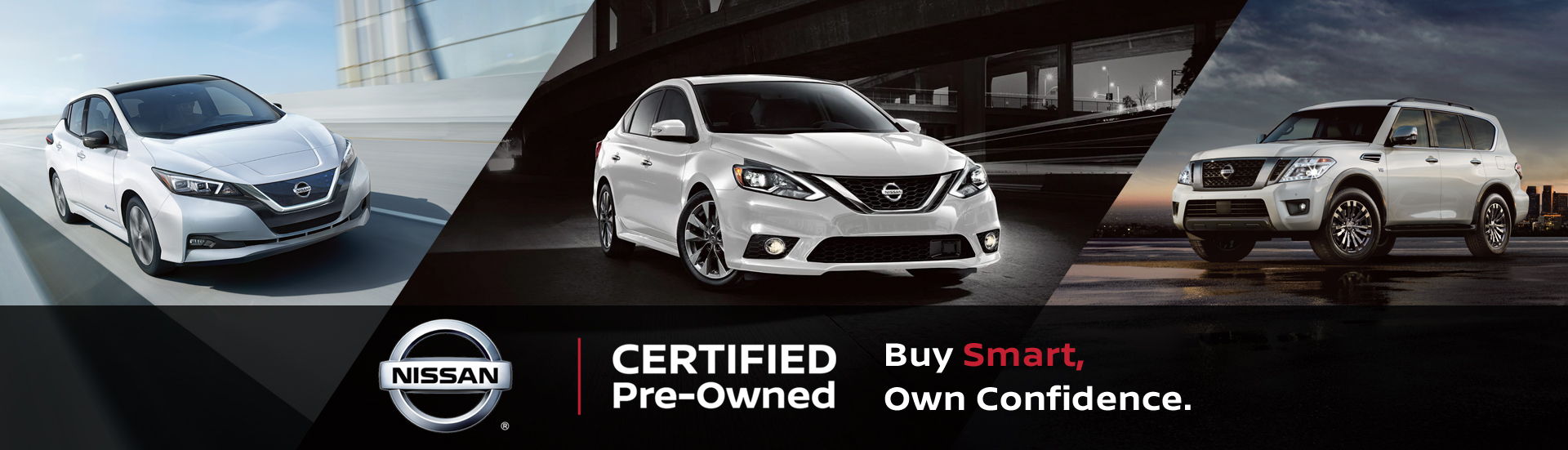 Certified Pre-Owned. Buy Smart, Own Confidence.