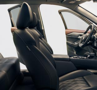 2021 Nissan Rogue Safety Features