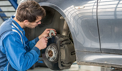 Five Signs You Need to Schedule Brake Service