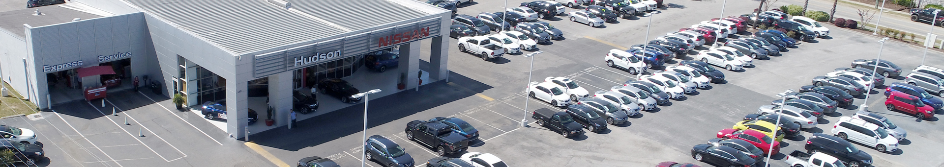 Hudson Nissan of North Charleston Storefront