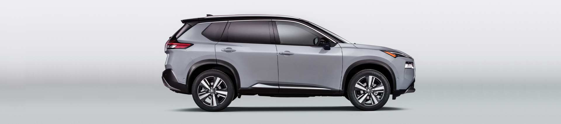 2021 Nissan Rogue Side View