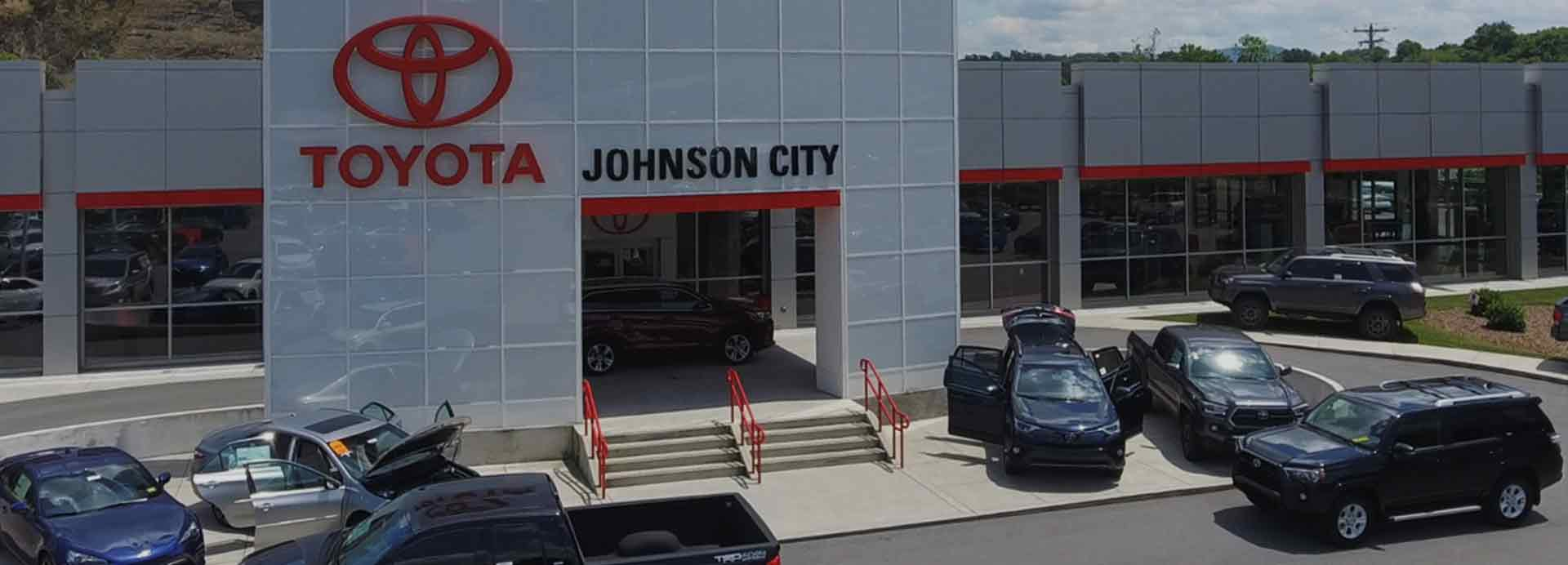 Why Buy from Johnson City Toyota?