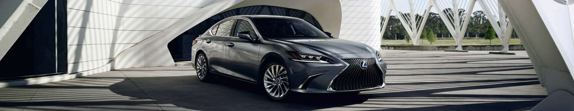 All-New 2021 Lexus ES 250 AWD Standout Features