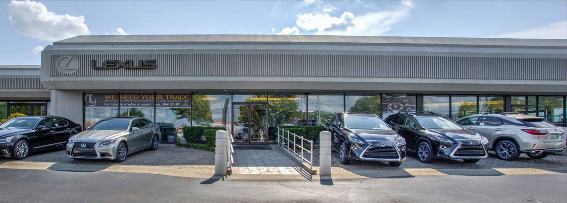 Why Buy from Lexus of Greenville?
