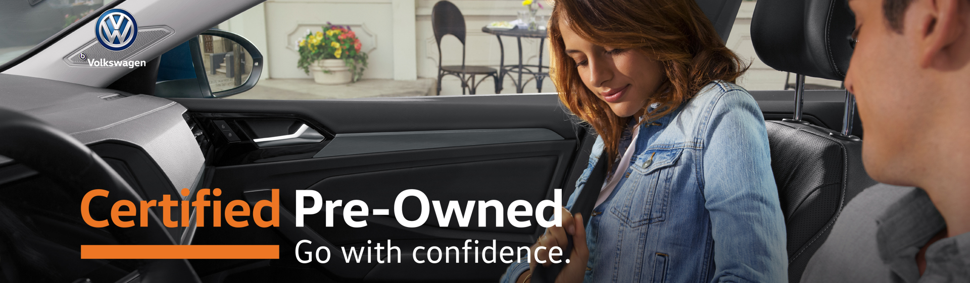 Certified Pre-Owned: Go with confidence.