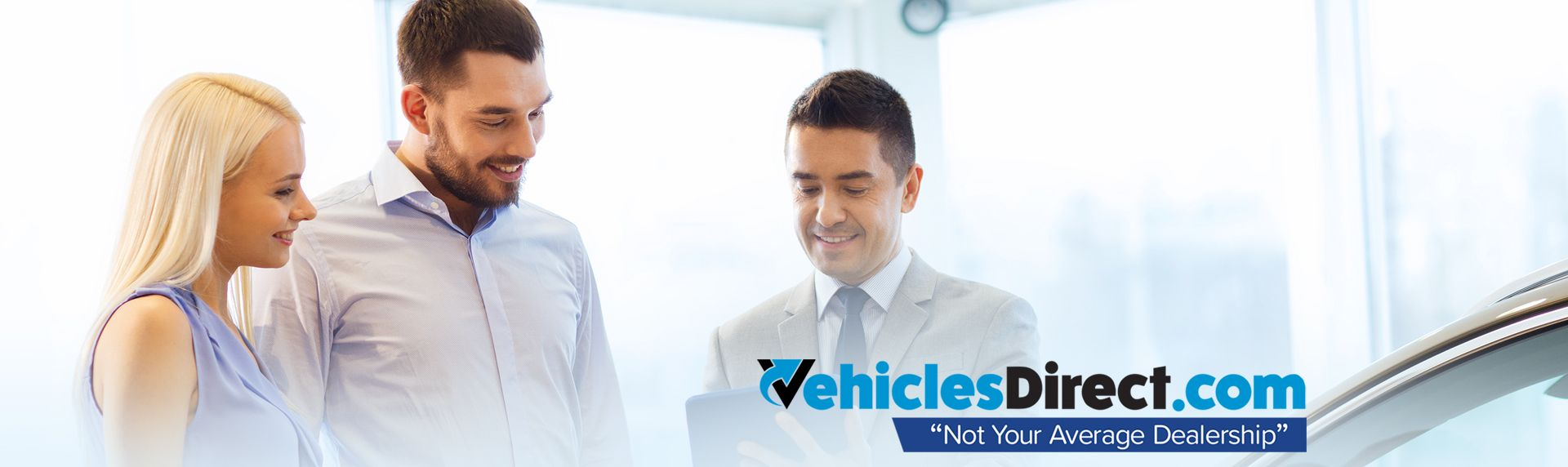 Vehicles Direct is not your average dealership.