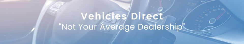 Benefits of shopping at Vehicles Direct Charleston where we are 'Not Your Average Dealership'