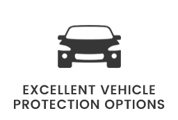 Excellent Vehicle Protection Options