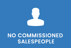 No Commissioned Salespeople