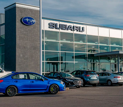 Visit Wyatt Johnson Subaru today!