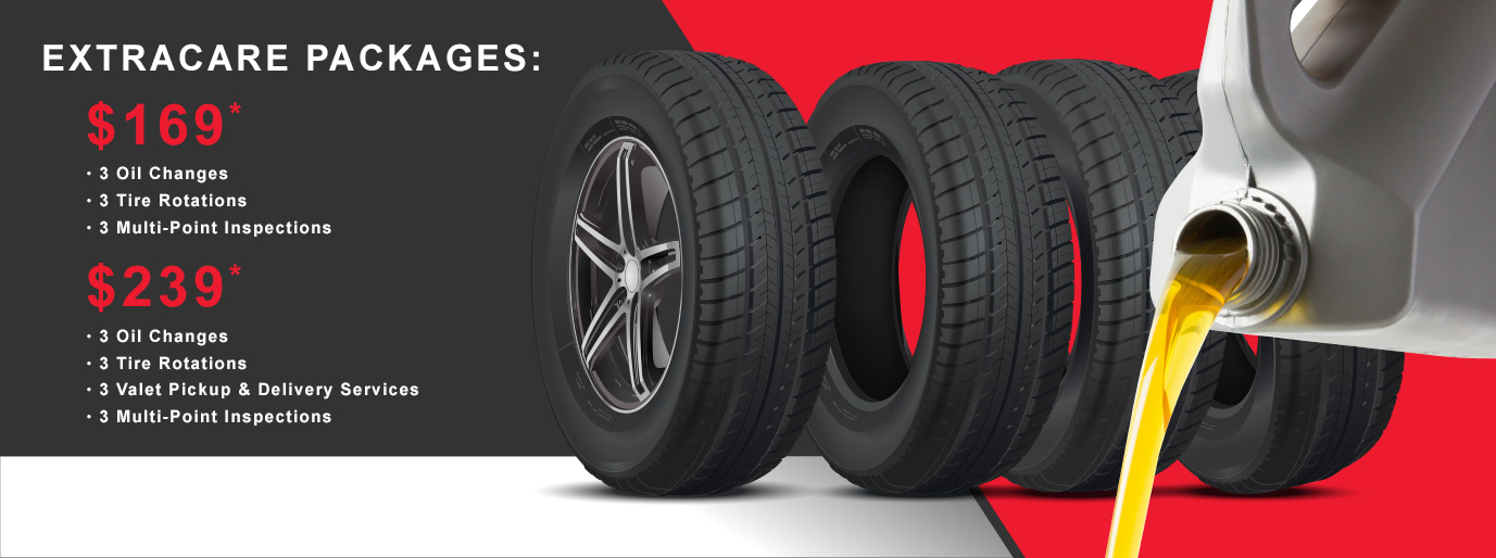 ExtraCare Packages at Rock Hill Nissan