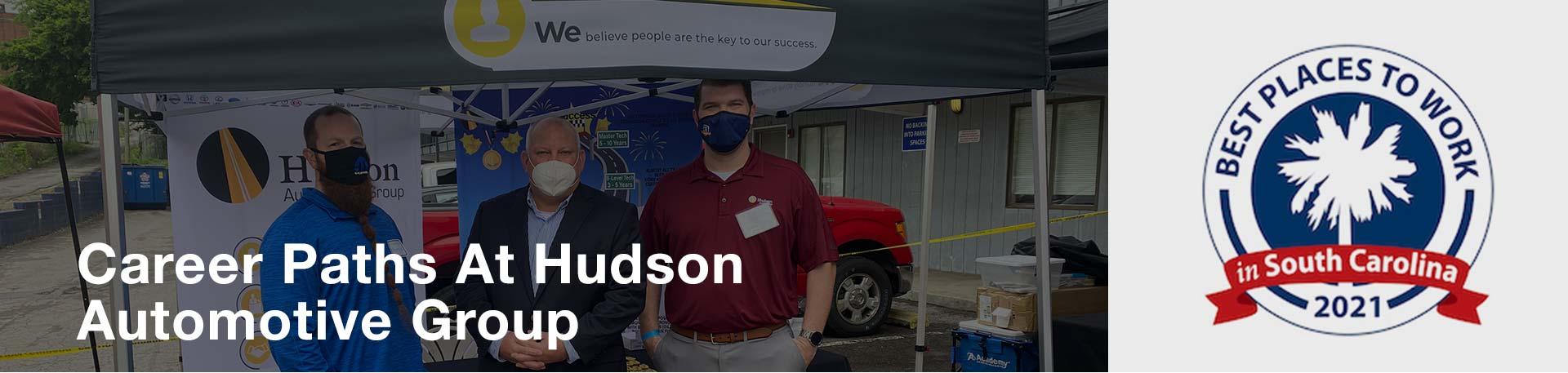 Career Paths At Hudson Automotive Group