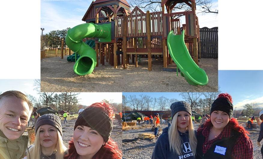Kingsport Park Project