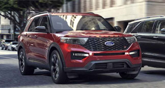 2020 Ford Explorer Lifestyle Photo