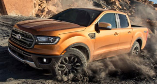2020 Ford Ranger Lifestyle Photo