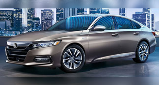2020 Honda Accord Hybrid Lifestyle Photo