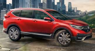 2020 Honda CR-V Hybrid Lifestyle Photo