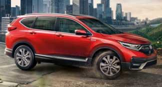 2020 Honda CR-V Hybrid Lifestyle Photo
