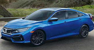 2020 Honda Civic Si Lifestyle Photo