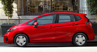 2020 Honda Fit Lifestyle Photo