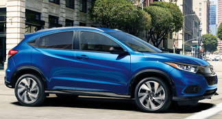 2020 Honda HR-V Lifestyle Photo