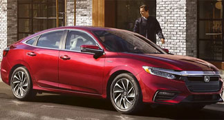 2020 Honda Insight Lifestyle Photo