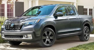 2020 Honda Ridgeline Lifestyle Photo