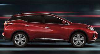 2020 Nissan Murano Lifestyle Photo