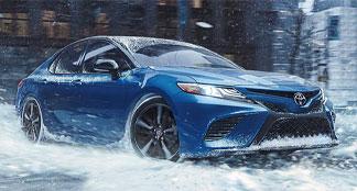 2020 Toyota Camry Lifestyle Photo