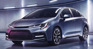 2020 Toyota Corolla Lifestyle Photo