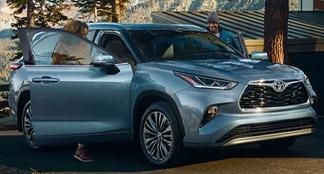 2020 Toyota Highlander Lifestyle Photo