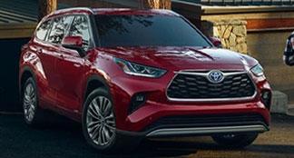 2020 Toyota Highlander Hybrid Lifestyle Photo