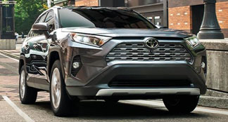 2020 Toyota RAV4 Lifestyle Photo