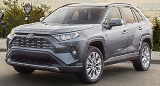 2020 Toyota RAV4 Hybrid Lifestyle Photo