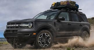 2021 Ford Bronco Sport Lifestyle Photo