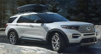 2021 Ford Explorer Lifestyle Photo