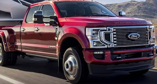 2021 Ford F-350 Lifestyle Photo