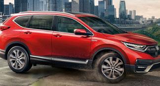 2021 Honda CR-V Hybrid Lifestyle Photo