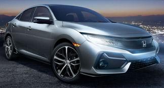 2021 Honda Civic Hatchback Lifestyle Photo