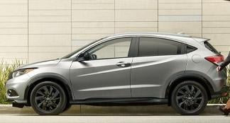 2021 Honda HR-V Lifestyle Photo
