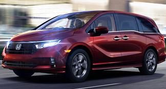 2021 Honda Odyssey Lifestyle Photo
